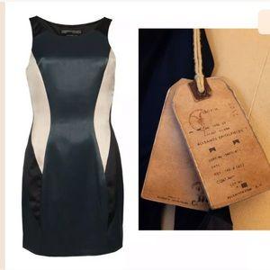 NWT🌟All Saints Spatialfields Panel Sheath Dress
